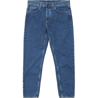 Relaxed fit | Jeans | Blå